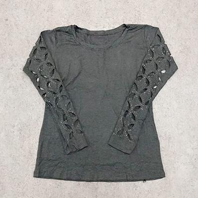 Blusa Manga Longa | Passarela da Moda
