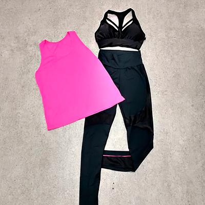 Conjunto Fitness Feminino | Impacto Perfeito