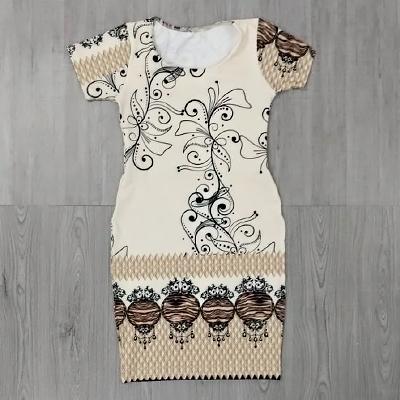 Vestido Midi Bordado | Fina e Bela