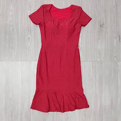 Vestido Midi Color | Fina e Bela