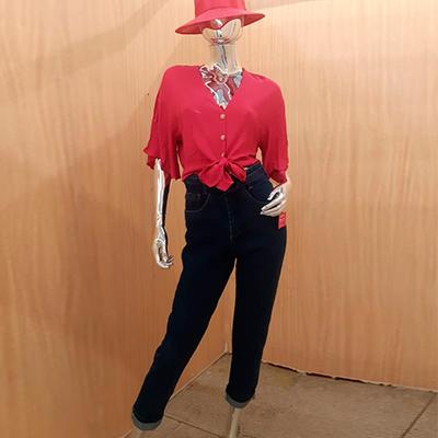 Conjunto Blusa e Calça Moon | Marina Maynarte Modas