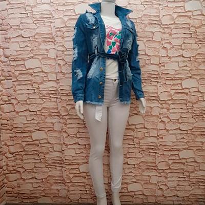 Conjunto Jaqueta e Calça | Amorim Modas