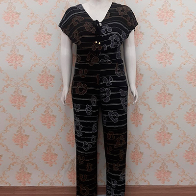 Macacão Longo Feminino | Klara Fashion