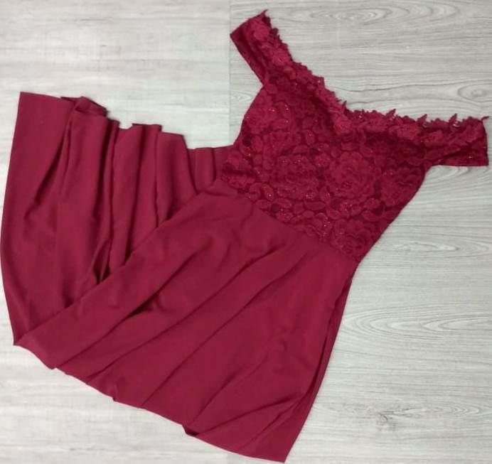 Vestido Longo de Festa | Rogéria Modas e Acessórios