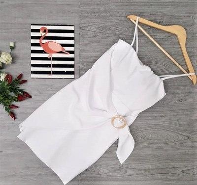 Vestido branco | Tatha Boutique
