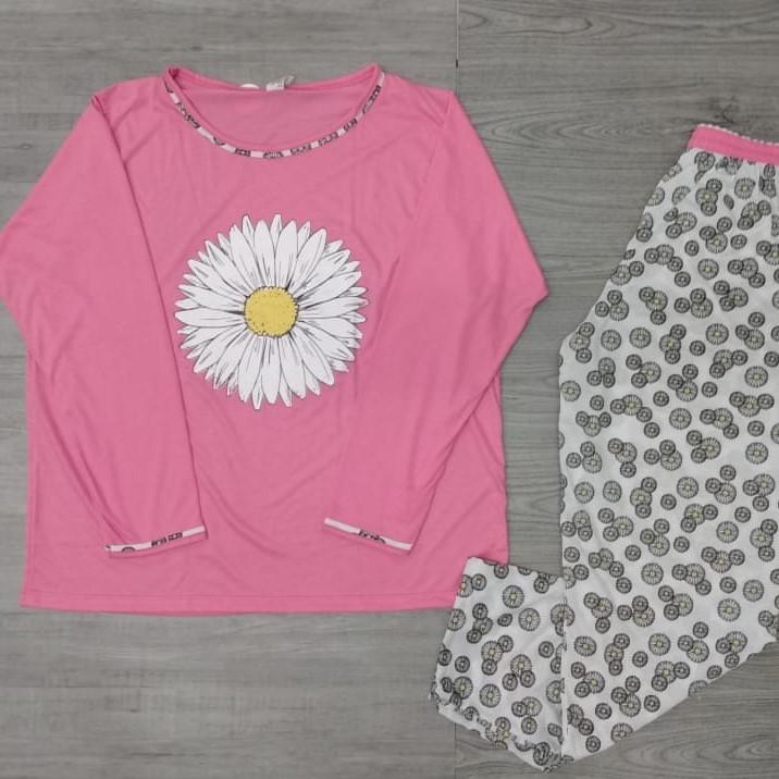 Pijama comprido | Pérola Moda Íntima