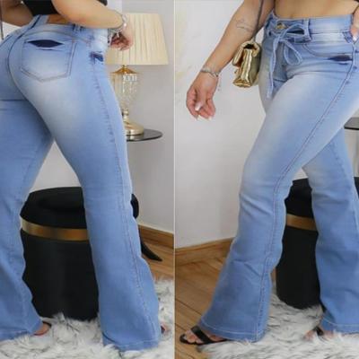 Calça jeans flare | Tony Modas