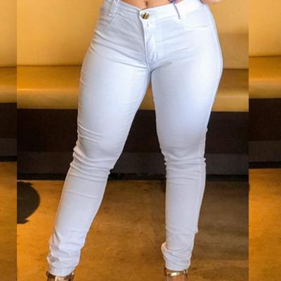 Calça jeans branca | Tony Modas