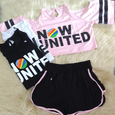 Conjunto Now United | Lili Baby