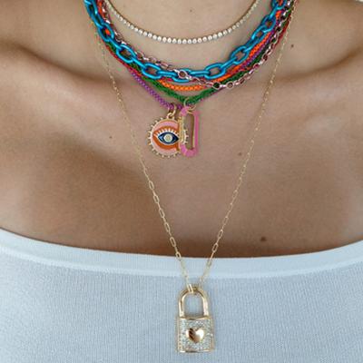 Mix de colares | Rosa Mell Semijoias