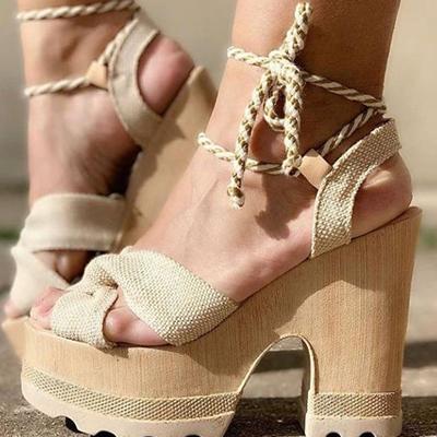 Sandália tratorada | Paty Shoes & Bags
