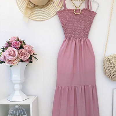 Vestido longo | Lilybelle